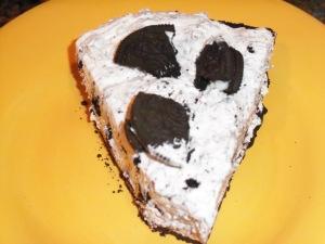 Joshua's Oreo Cream Pie
