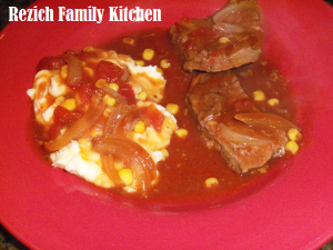 Oven BBQ Swiss Steak
