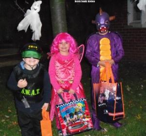 Grandchildren Halloween