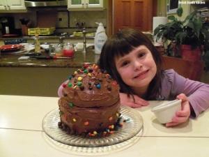 Kaylee Cupcake Cake