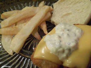 Home Made Tartar Sauce