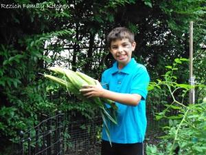 Joshua's Corn