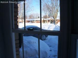 Snow Storm January 2014